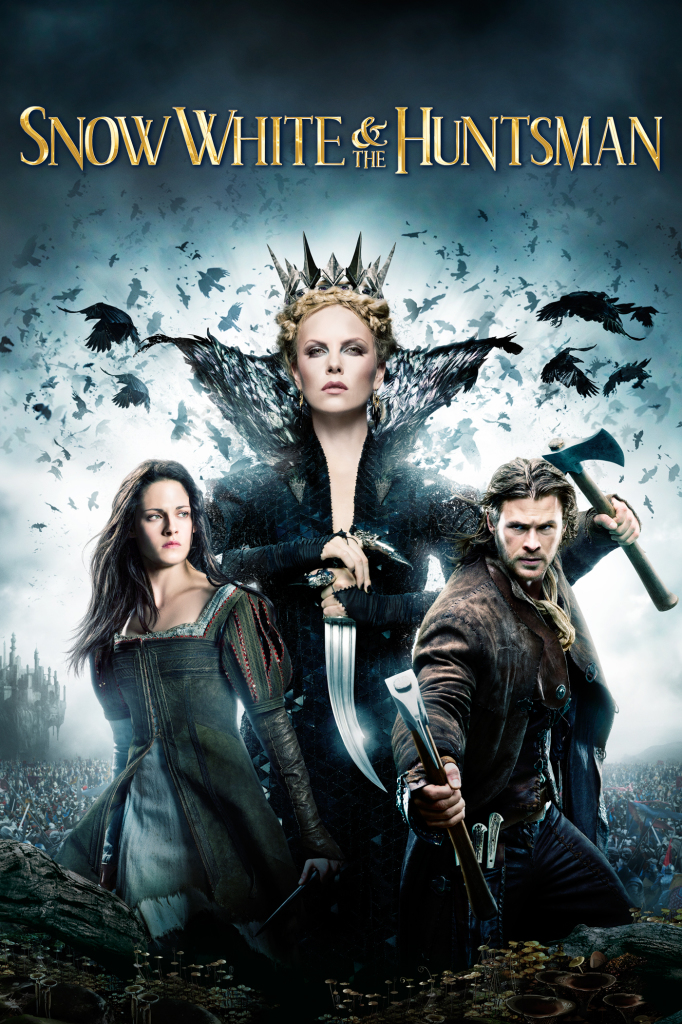 Snow White and the Huntsman - Cover (1-2)