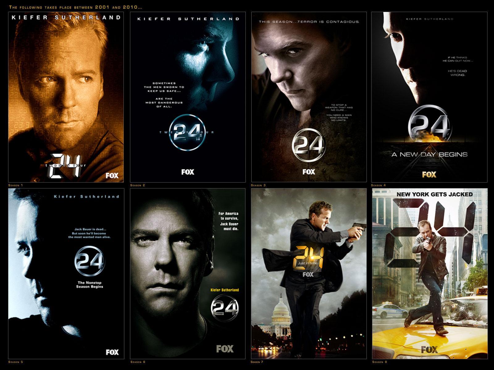 Die vielen Gesichter des Jack Bauer -.- (Quelle: expressionsofaphatdude.com)