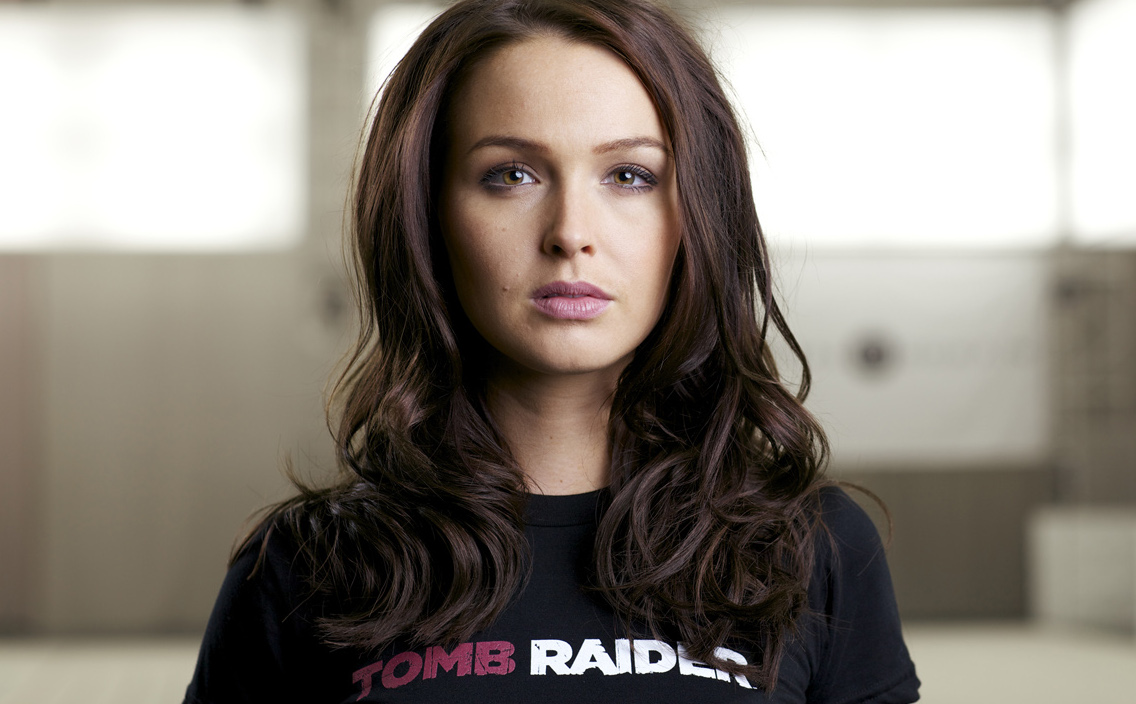 Camilla Luddington (Quelle: themodernmage.com)