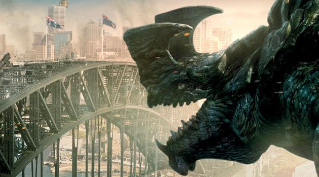 Dieser Kaiju ist NICHT das Tödlichste, was sich in Australien rumtreibt (Quelle: www.empireonline.com.au)