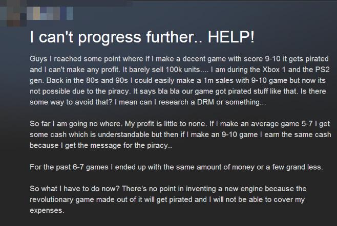 Offener Brief der Entwickler an die Onlinegemeinde (Quelle: greenheartgames.com)