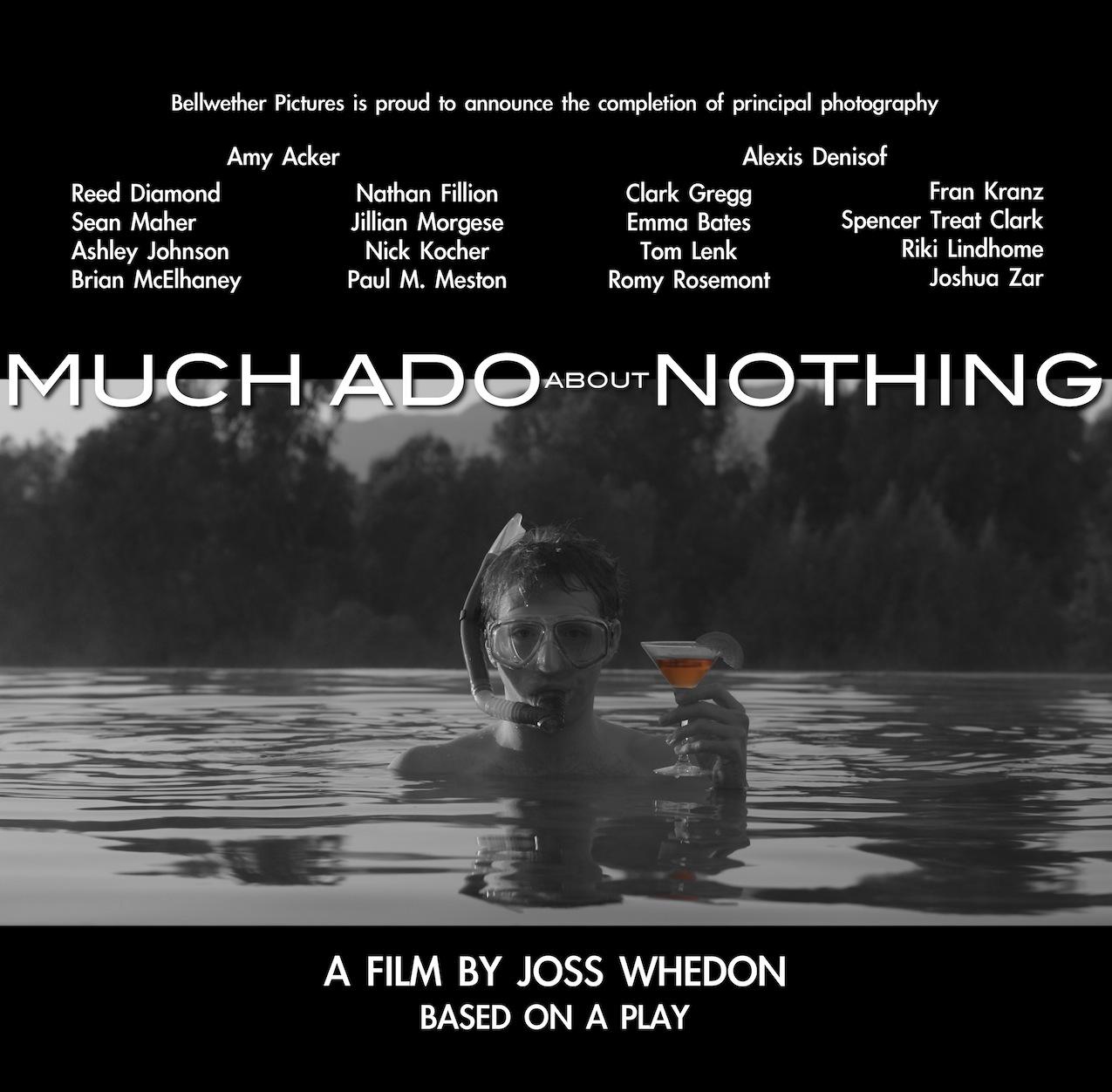 """Whedons """"Much Ado About Nothing"""" hat in Deutschland noch keinen offiziellen Kinostarttermin (Quelle: themarysue.com)"""