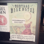 Konzertbericht: Neutral Milk Hotel / Berlin, Postbahnhof