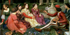 Salo_Decameron_Waterhouse