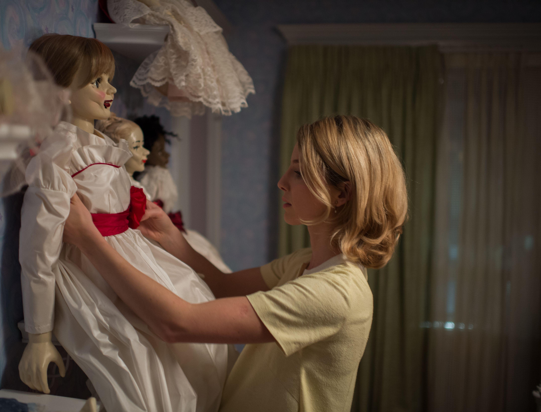 Warum sind Puppen nur immer besessen? @ Warner Home Video