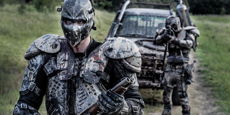 So sehen Zombiekonflikte auf australisch aus © Tiberius Film