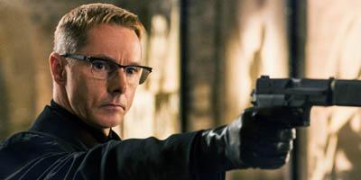 Solomon Lanes (Sean Harris) Blick ist FAST so tödlich wie seine Pistole