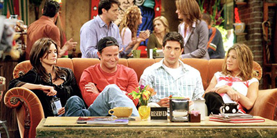 Friends_Central Perk